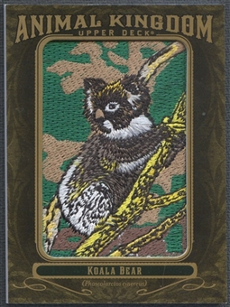 2011 Upper Deck Goodwin Champions Animal Kingdom Koala Bear