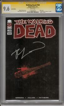 Walking Dead #100 Lucille Edition CGC 9.6 Signature Series (Kirkman) *1148448001*