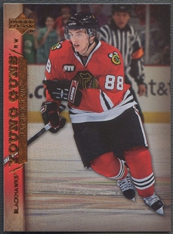 2007/08 Upper Deck Hockey #210 Patrick Kane Young Guns Rookie