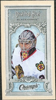 2008/09 Upper Deck Champ's Mini #C28 Cristobal Huet