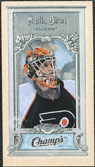 2008/09 Upper Deck Champ's Mini #C98 Martin Biron