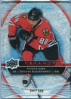 2009/10 Upper Deck Trilogy #114 Patrick Kane FIT /599