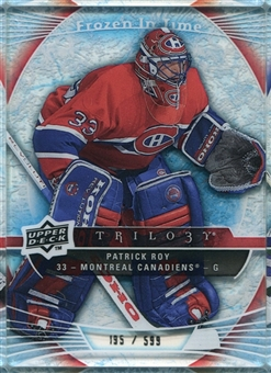 2009/10 Upper Deck Trilogy #115 Patrick Roy FIT /599