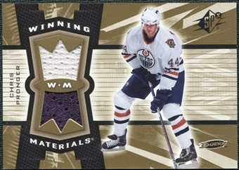 2006/07 Upper Deck SPx Winning Materials #WMCP Chris Pronger