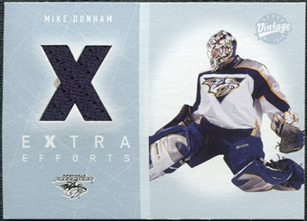 2002/03 Upper Deck Vintage Jerseys #EEMD Mike Dunham