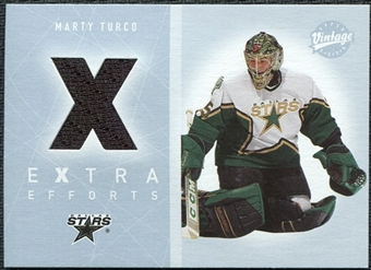 2002/03 Upper Deck Vintage Jerseys #EEMT Marty Turco