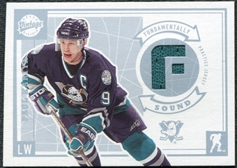 2002/03 Upper Deck Vintage Jerseys #SOPK Paul Kariya