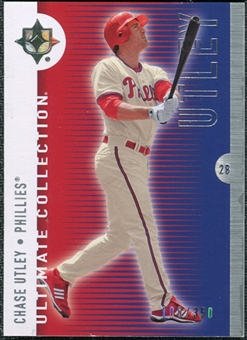 2008 Upper Deck Ultimate Collection #13 Chase Utley /350