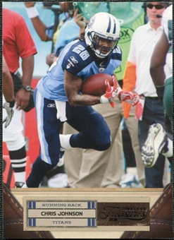 2011 Panini Timeless Treasures #18 Chris Johnson /499