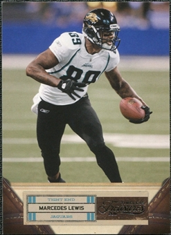 2011 Panini Timeless Treasures #57 Marcedes Lewis /499