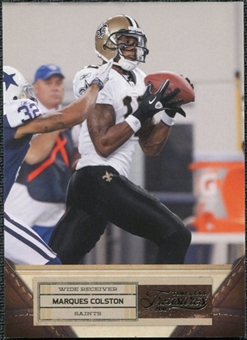 2011 Panini Timeless Treasures #60 Marques Colston /499