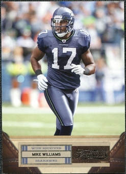 2011 Panini Timeless Treasures #72 Mike Williams /499