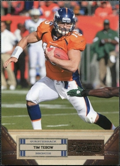 2011 Panini Timeless Treasures #95 Tim Tebow /499