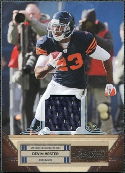2011 Panini Timeless Treasures Jerseys #27 Devin Hester /250
