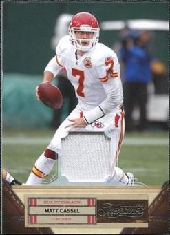 2011 Panini Timeless Treasures Jerseys #61 Matt Cassel /250