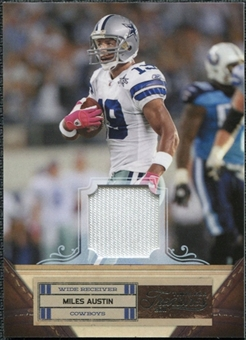 2011 Panini Timeless Treasures Jerseys #74 Miles Austin /250