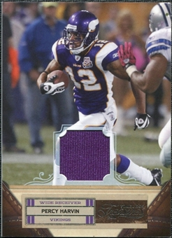 2011 Panini Timeless Treasures Jerseys #76 Percy Harvin /250