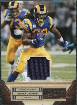 2011 Panini Timeless Treasures Jerseys #94 Steven Jackson /250