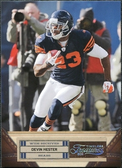 2011 Panini Timeless Treasures Silver #27 Devin Hester /99