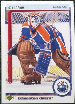 2010/11 Upper Deck 20th Anniversary Parallel #512 Grant Fuhr