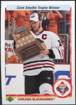 2010/11 Upper Deck 20th Anniversary Variation #521 Jonathan Toews AW