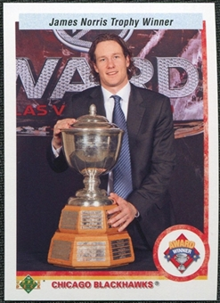 2010/11 Upper Deck 20th Anniversary Variation #524 Duncan Keith AW