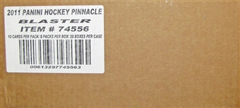 2011/12 Panini Pinnacle Hockey 10-Pack 20-Box Case