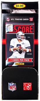 2011 Score Football Retail 72-Pack Box
