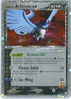 Pokemon Team Rocket Returns Single Rocket's Articuno ex 96/109