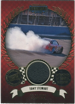 2011 Press Pass Burning Rubber Gold #BRCTS Tony Stewart California /150 Tire