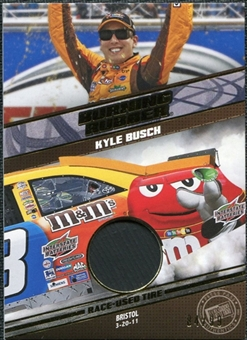 2012 Press Pass Burning Rubber Gold #BRKYB Kyle Busch /99