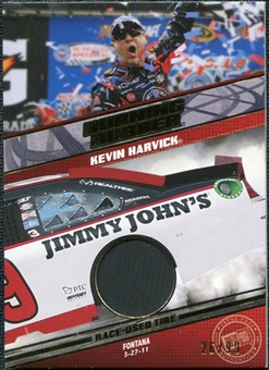 2012 Press Pass Burning Rubber Gold #BRKH Kevin Harvick 26/99