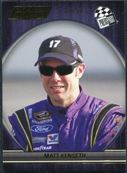 2012 Press Pass Power Picks Gold #10 Matt Kenseth /50