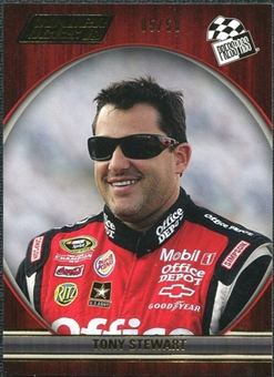 2012 Press Pass Power Picks #15 Tony Stewart /50