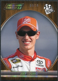 2012 Press Pass Power Picks Holofoil #12 Joey Logano 10/10