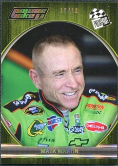 2012 Press Pass Power Picks Holofoil #13 Mark Martin 10/10