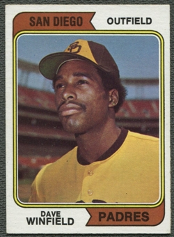 1974 Topps Baseball Complete Set (NM-MT)