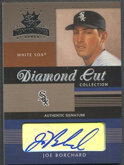 2003 Diamond Kings Diamond Cut Collection #4 Joe Borchard Auto #081/150