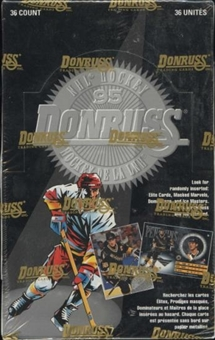 1995/96 Donruss Series 1 Hockey Hobby Box