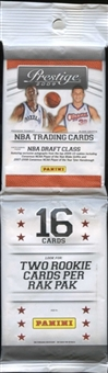 2009/10 Panini Prestige Basketball Rack Pack (Steph Curry RC)