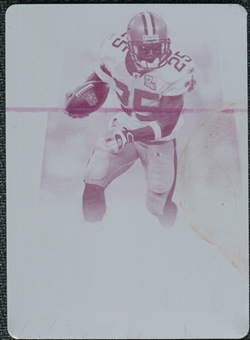 2007 Donruss Threads Printing Plates Magenta #106 Reggie Bush 1/1