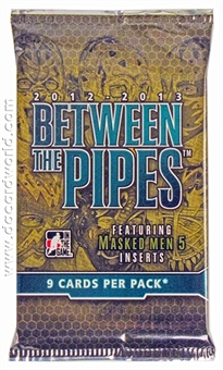 2012/13 In The Game Between the Pipes Hockey Hobby Pack