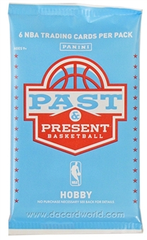 2012/13 Panini Past & Present Basketball Hobby Pack