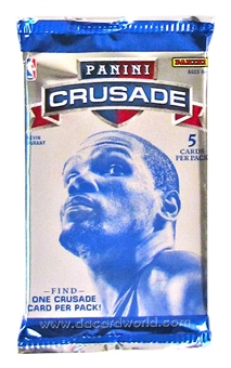 2012/13 Panini Crusade Basketball Hobby Pack
