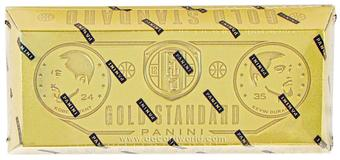 2012/13 Panini Gold Standard Basketball Hobby Case - DACW Live 30 Spot Random Team Break