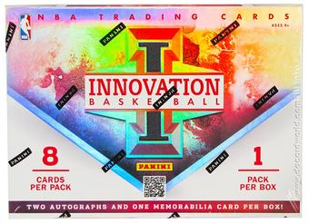 2012/13 Panini Innovation Basketball 15-Box Case- DACW Live 30 Spot Random Team Break #5