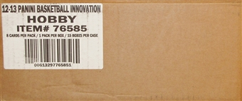2012/13 Panini Innovation Basketball Case - DACW Live 28 Spot Random Team Break