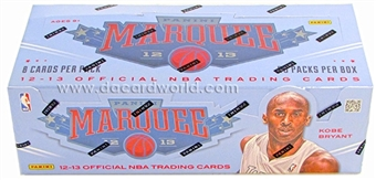 2012/13 Panini Marquee Basketball Hobby Box
