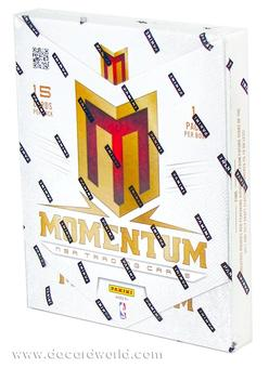 2012/13 Panini Momentum Basketball Hobby Case - DACW Live Random 30 Team Break