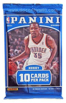 2012/13 Panini Basketball Hobby Pack